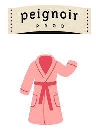 logo peignoir